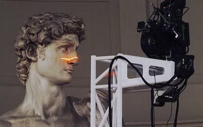 3D Scanning – Its Benefits to Art and Archaeology